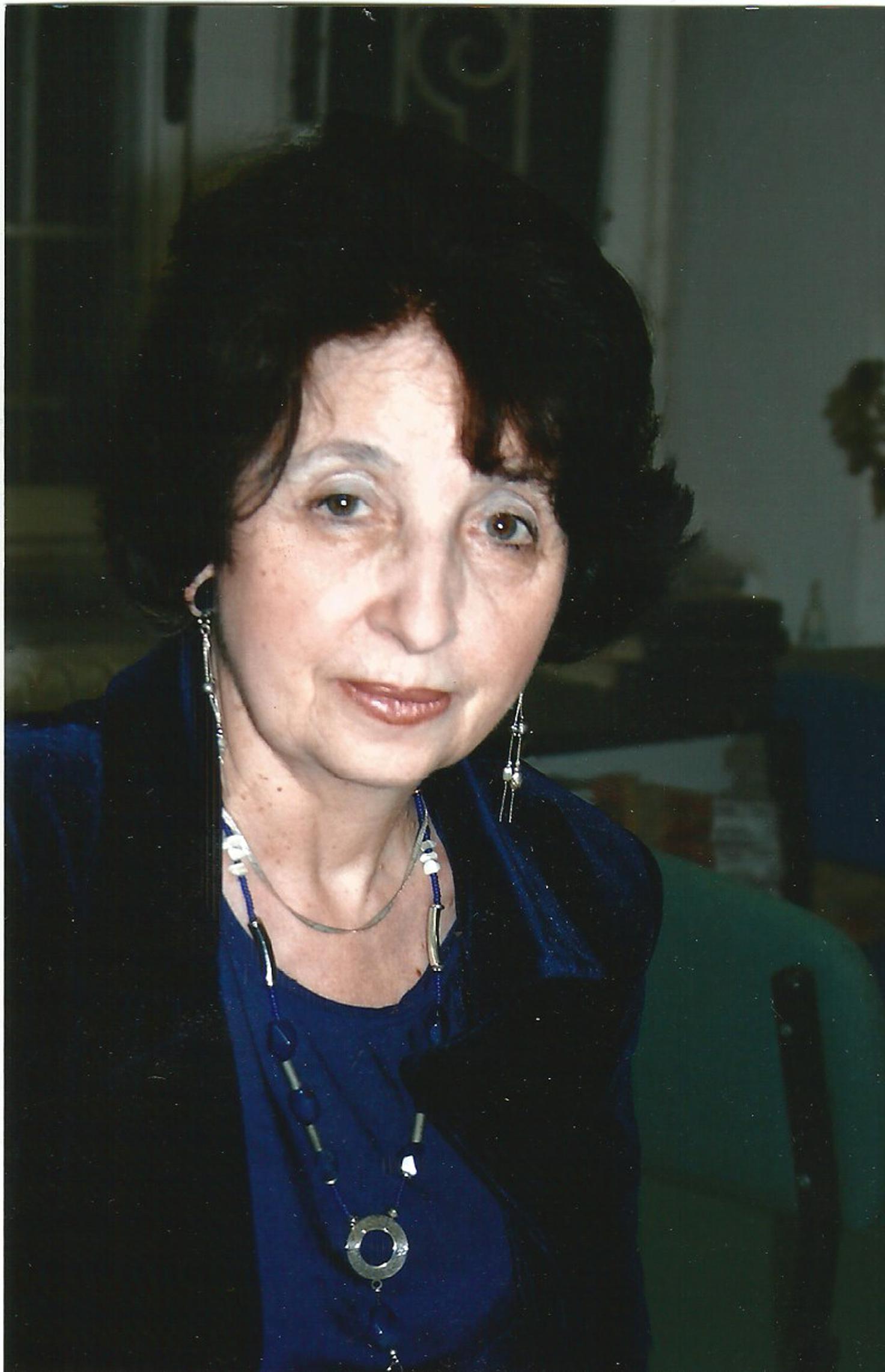 Елена Аксельрод