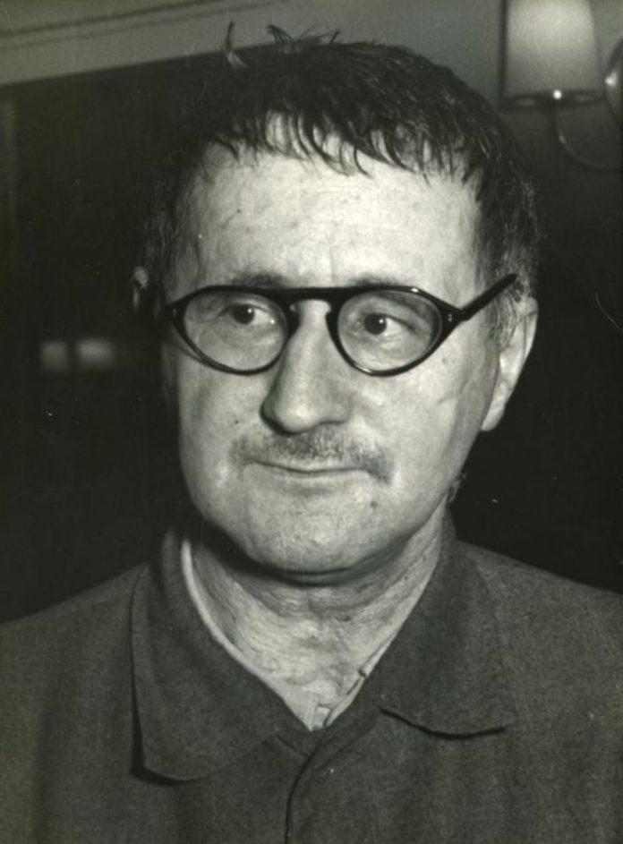 Bertold (Eugen Berthold Friedrich) Brecht