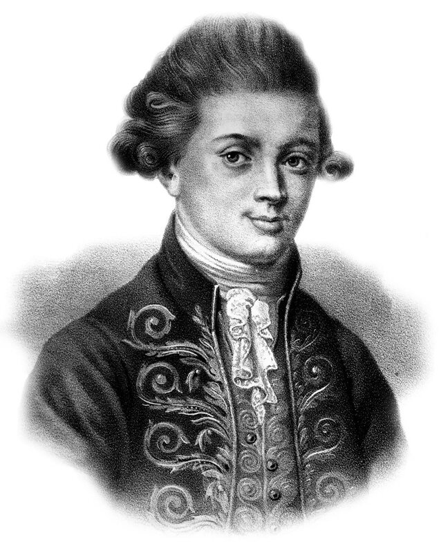 Иван (Johann) Хемницер (Chemnitzer)