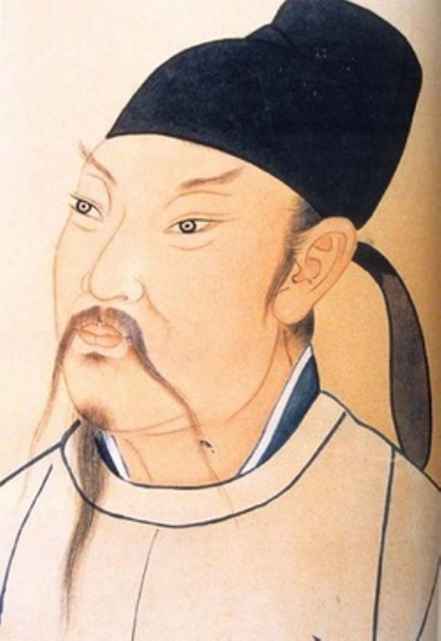 Li (Lee Bai (Bo 李白)