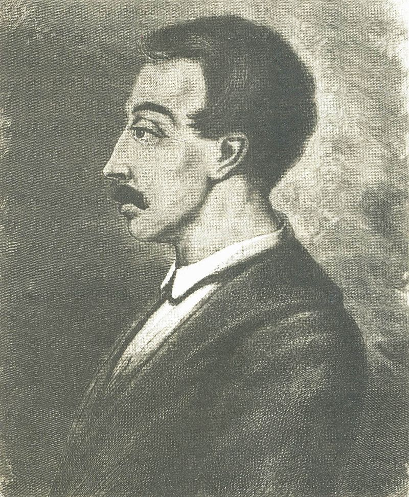 Вильгельм (Wilhelm Ludwig) Кюхельбекер (von) Küchelbecker