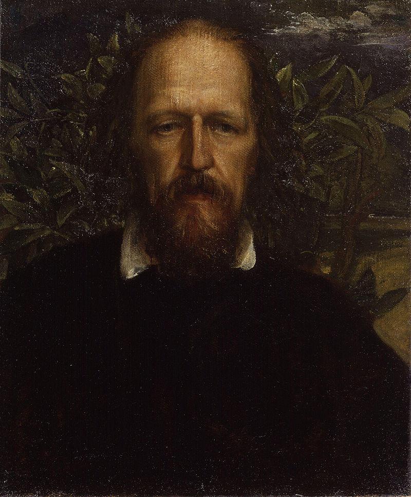 Alfred 1st Baron Tennyson
