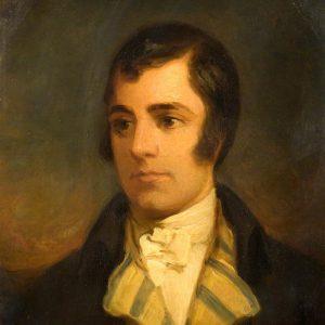 Harwood, Henry, 1803-1868; Robert Burns (1759-1796)